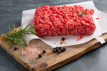 """Family Pack"" - 10 one lb packages of ground beef"