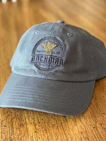 BFF Logo Hat - Charcoal