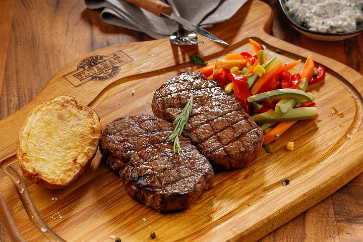 Ribeye Steaks - Large