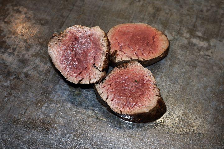 Beef Petite Filet Medallions - Small