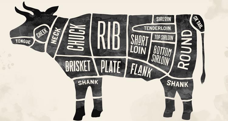 Half Beef