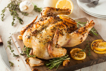 Chicken - Whole 4.00 - 4.99 lbs