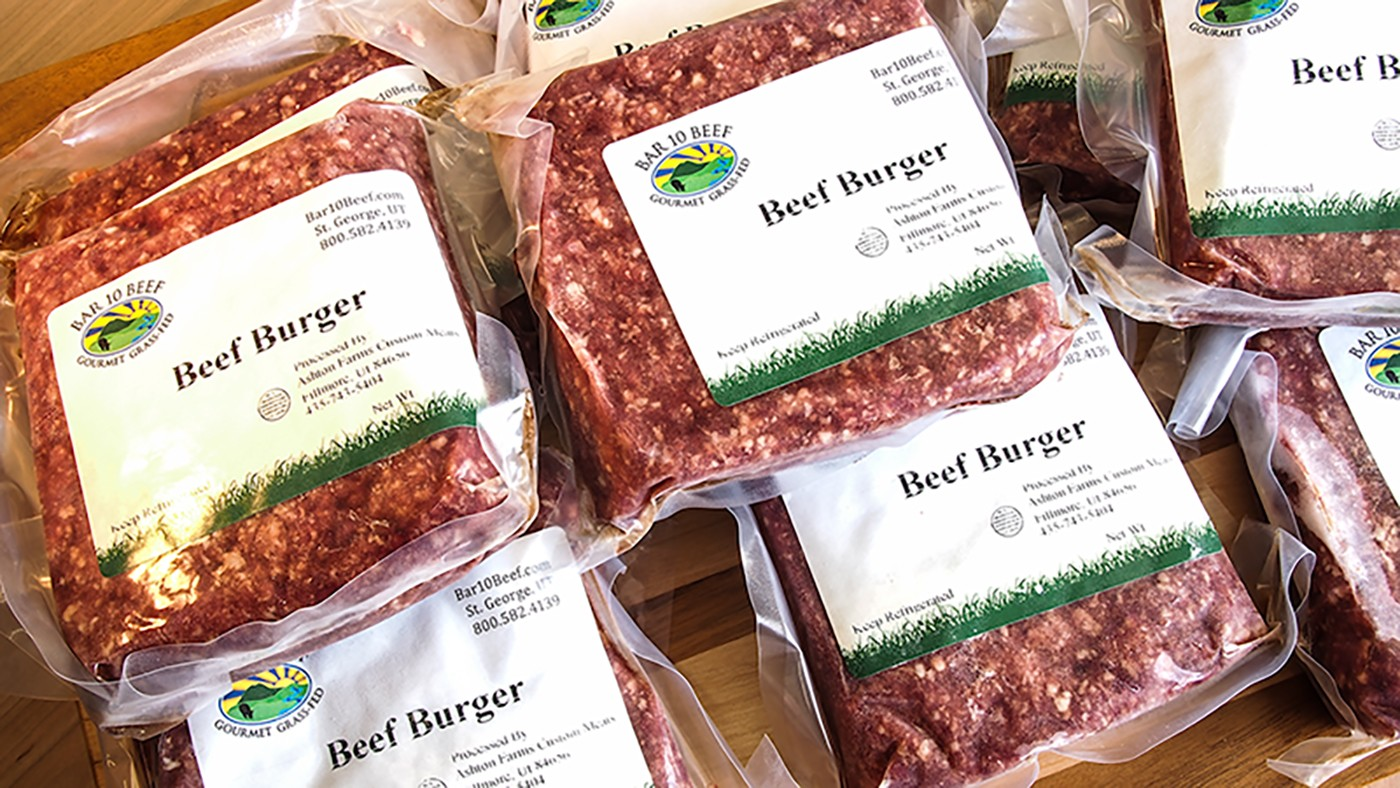Cattle Drive Ground Beef Package