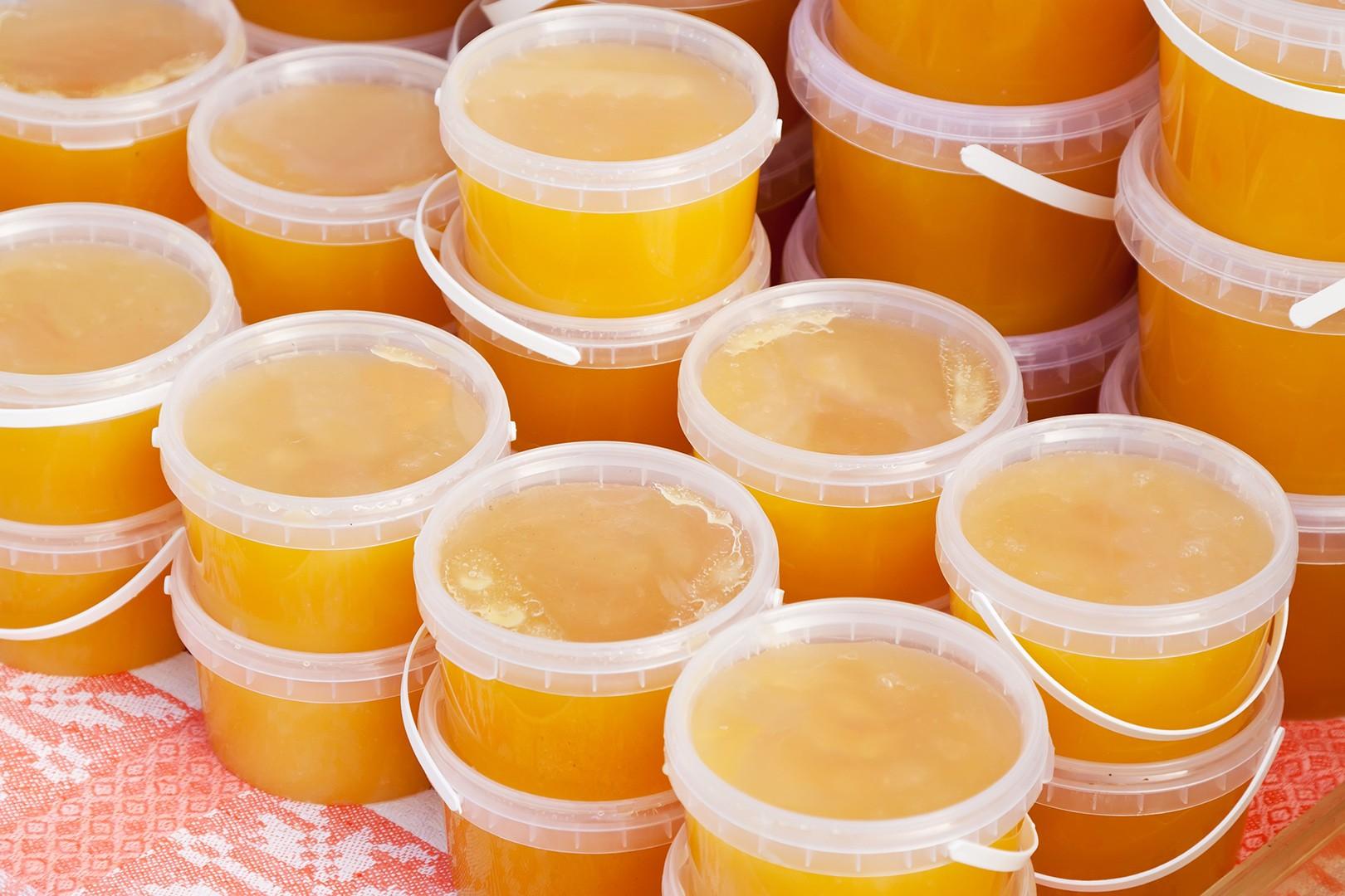 Health Foods - UT Wild Flower Honey