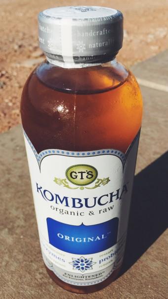 Kombucha - Organic Raw Original