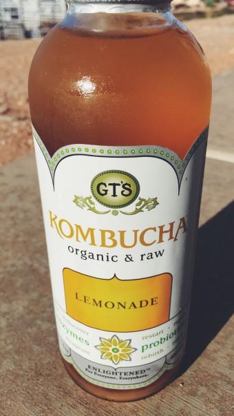 Kombucha - Organic Raw Lemonade