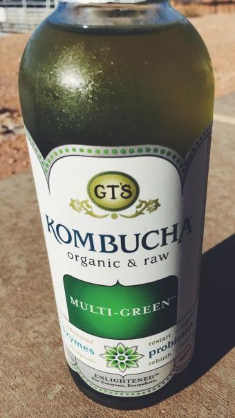 Kombucha - Organic Raw Mulit-Green