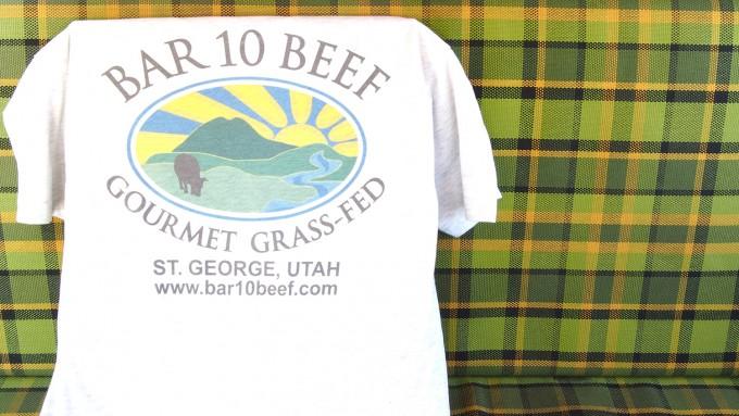 Bar 10 Beef T-Shirt