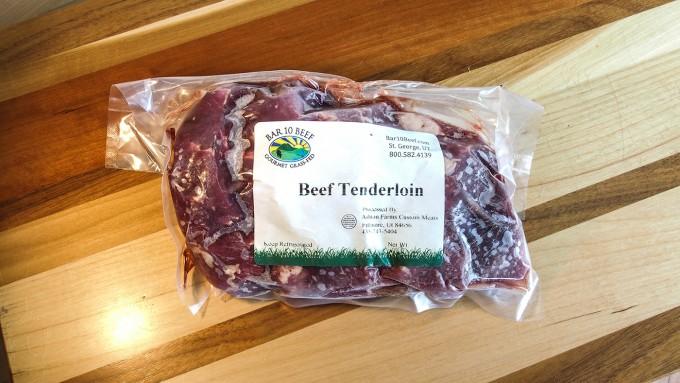 Steak - Tenderloin