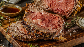 Holiday Prime Rib Roast - 2 Bone