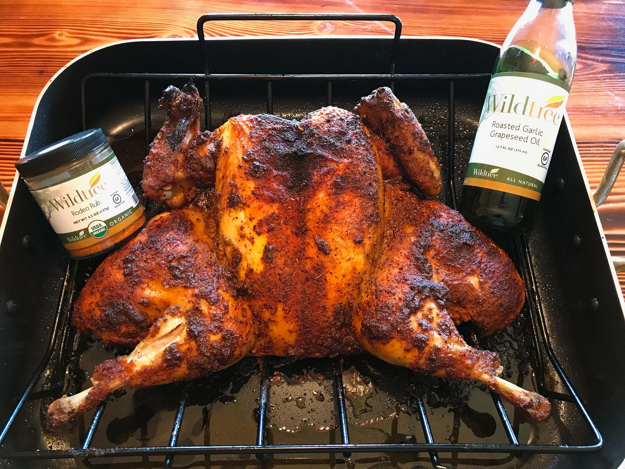 Whole Chicken (Medium)