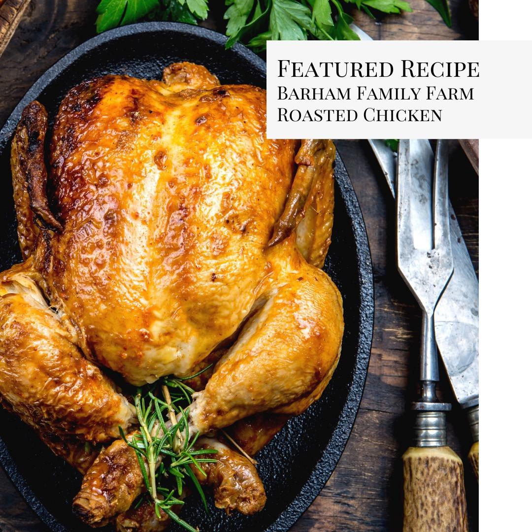 Barham Family Farm Roasted Chicken