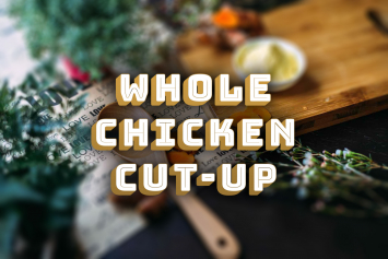 Whole Chicken, Cut-up