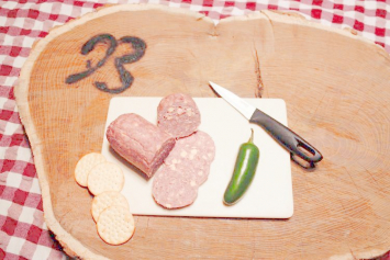 Jalapeno & Cheese Summer Sausage