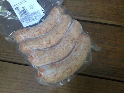 Jalapeno Cheddar Sausage