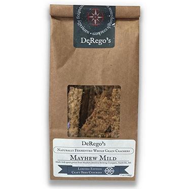 Mayhew Mild Sourdough Crackers