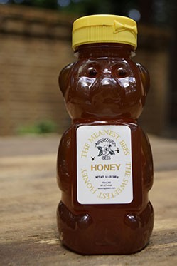 Honey 8 oz Bear