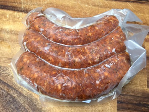 Ground Spicy Italian Sausage