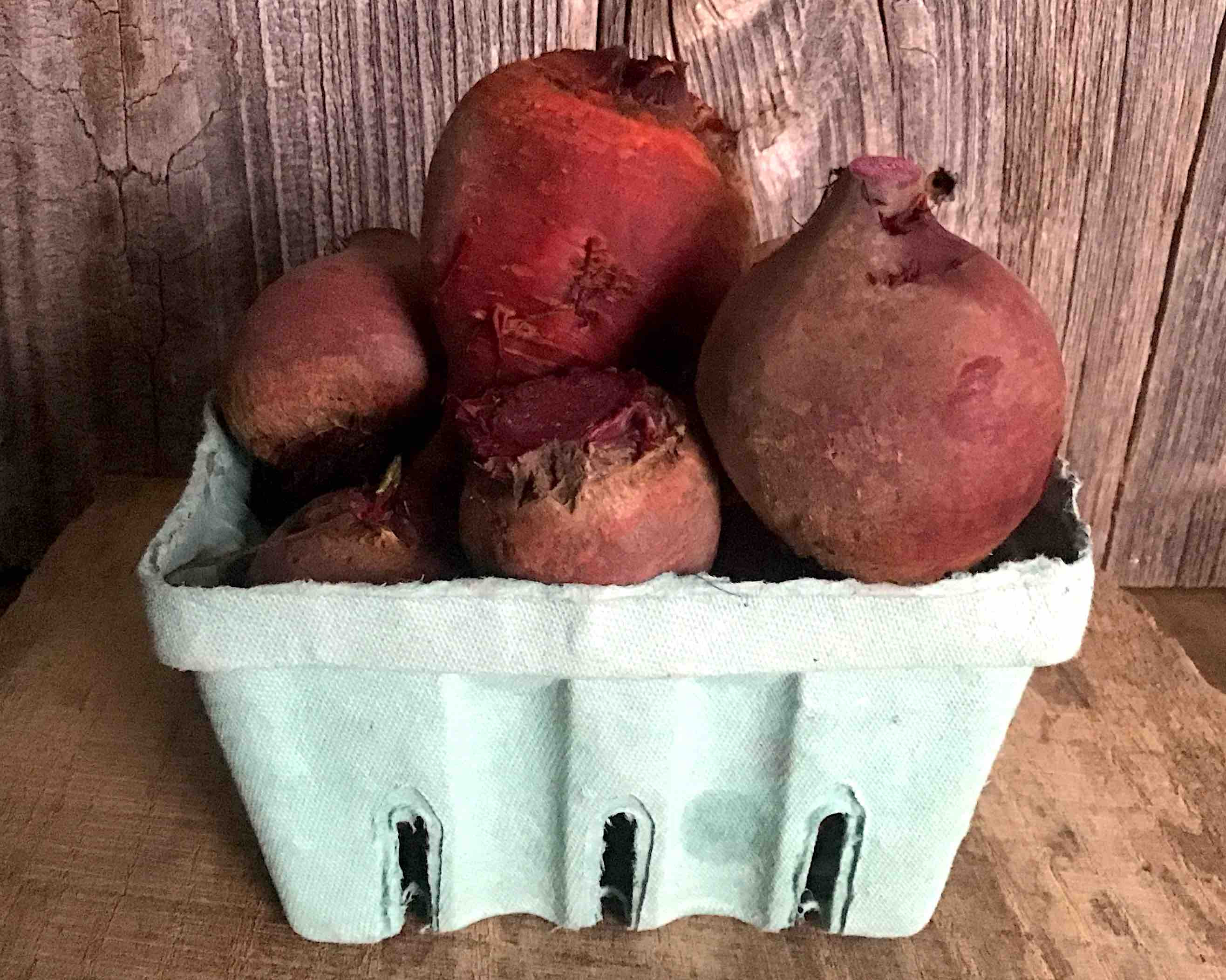 1 Bag - Red Beets