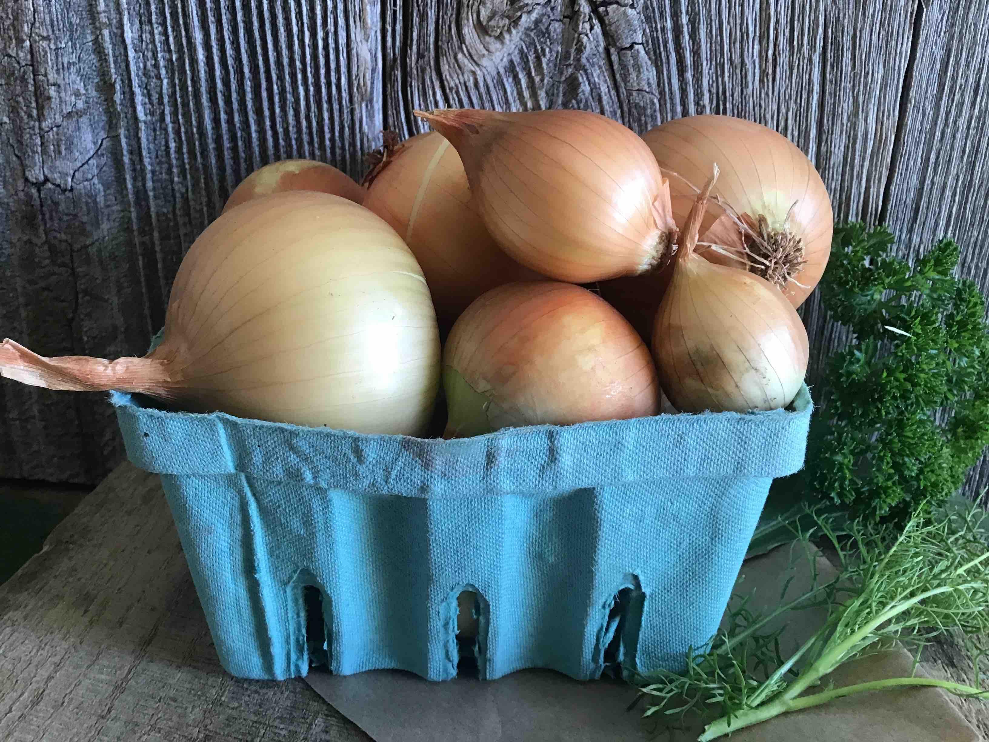 1 Bag - Onions