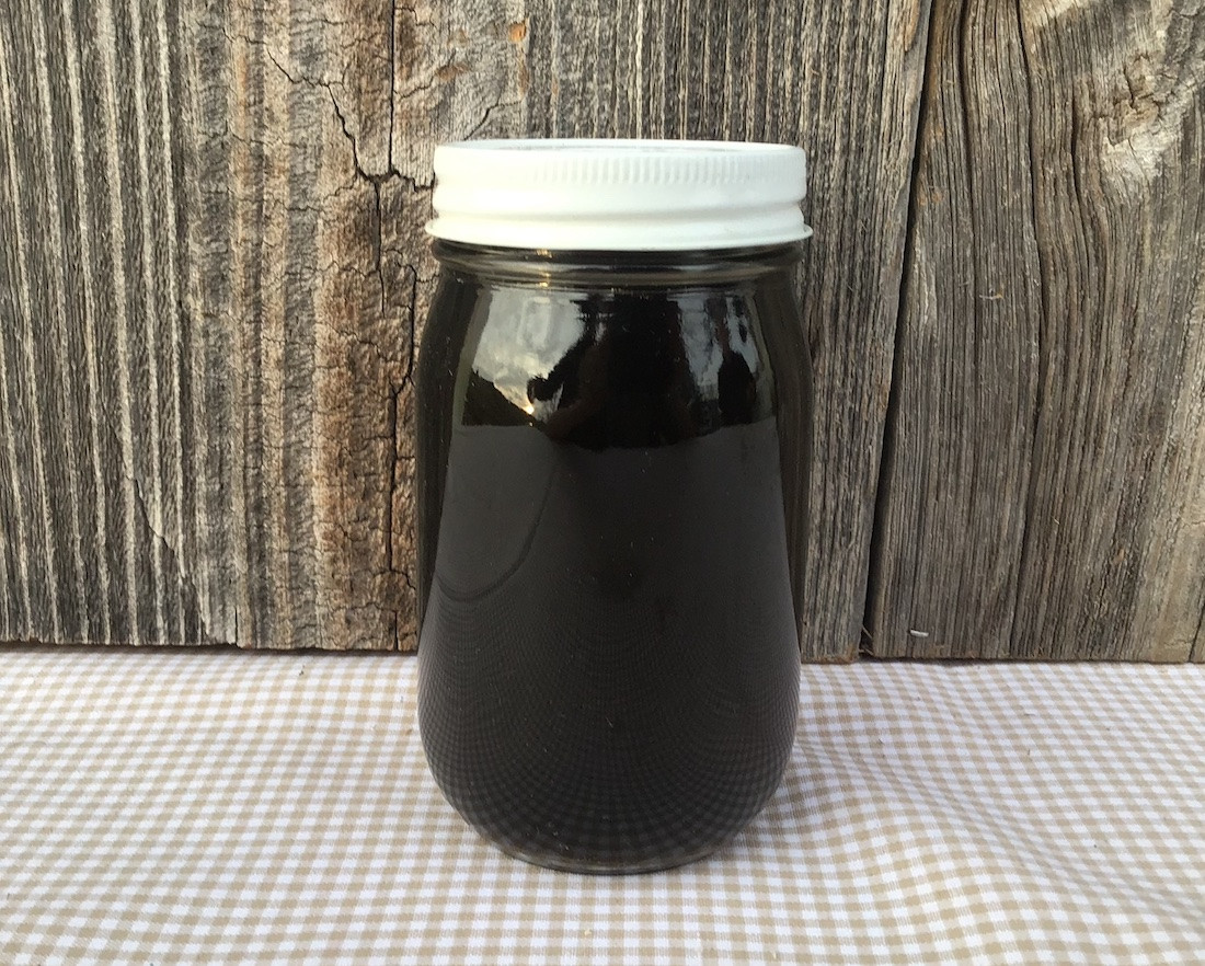 1 Pint - Grade A Maple Syrup (Glass)