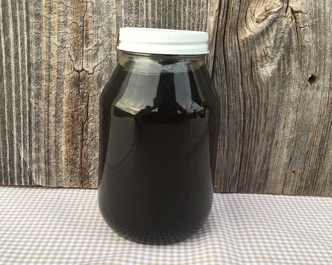 1 Gallon-Grade A Maple Syrup (Glass)