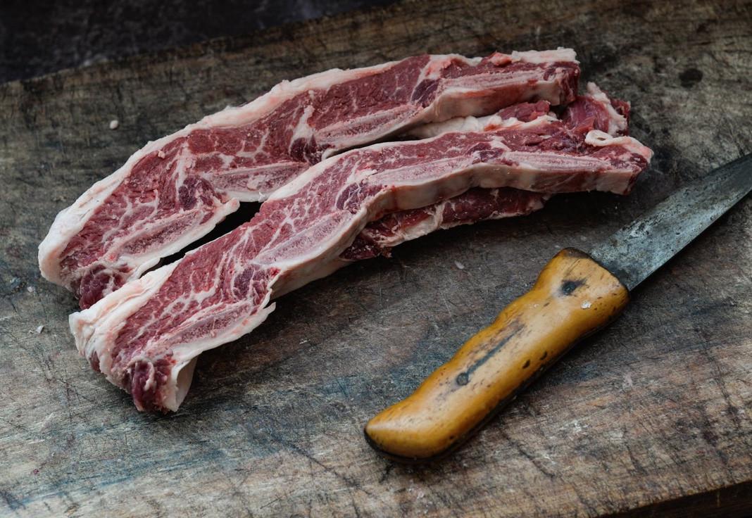 Did you know farm Jonas is a butcher?