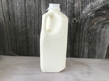 Cow Milk, 1/2 Gallon