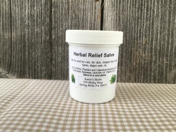 Herbal Healing Salve, 3 oz.