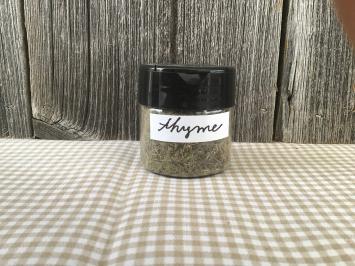 Ground Thyme, 1 oz.