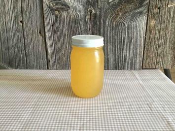 Raw Clover Honey, 1/2 pint
