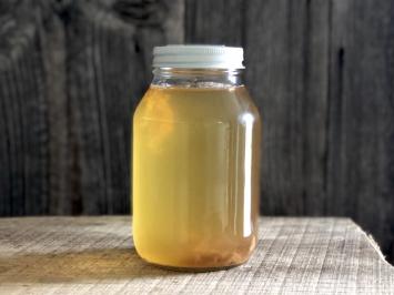 1 Quart - Kombucha (Glass)