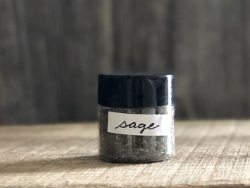 1 Ounce - Ground Sage
