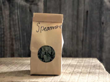 1 Ounce - Spearmint Tea