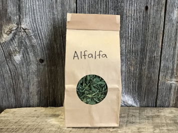 1 Ounce- Alfalfa Tea
