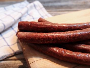 Beef Breakfast Sausage Links