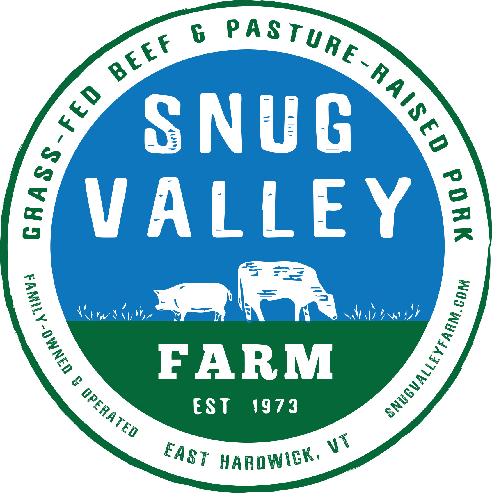 Snug Valley Farm Logo