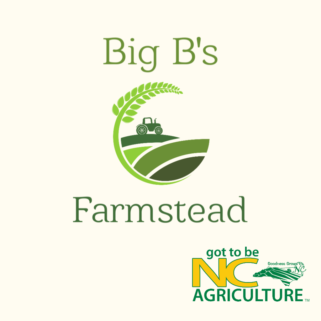 Big B's Farmstead Logo