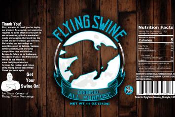 Flying Swine Original