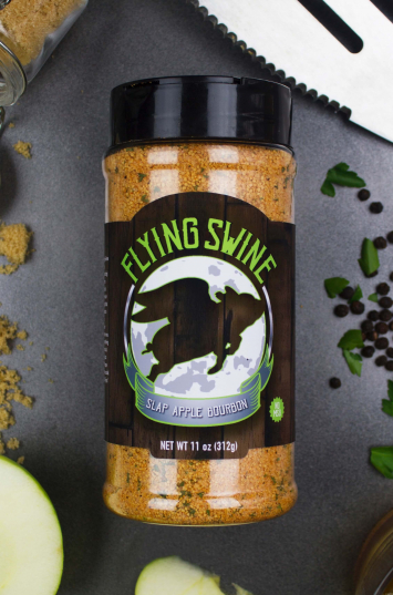 Flying Swine Slap Apple Bourbon