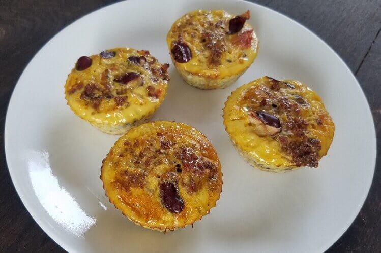 Taco Egg Breakfast Muffins