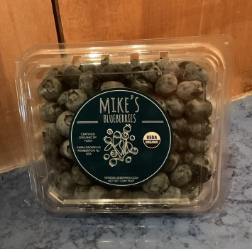 Mike's Blueberries