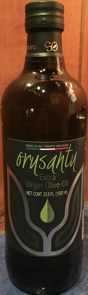 Olive Oil, Large bottle