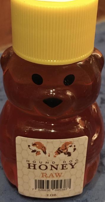 Hound Dog Honey 2oz Bear