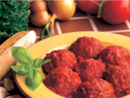Organic No-Meatballs