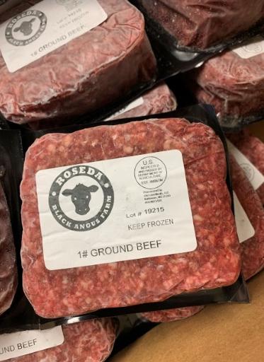 Ground Beef, Pasture Raised