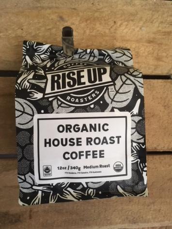 Rise Up House Roast Coffee