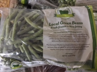 Frozen Green Beans (2lb, frozen)