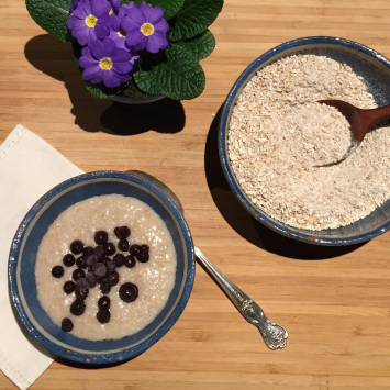 Stone-Ground Non-GMO Irish Oatmeal