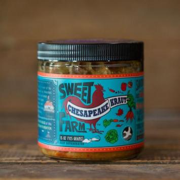 Sweet Farm Kimchi